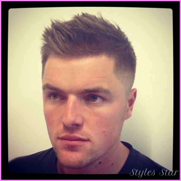 Cool Cool Fade Haircuts For White Guys Stylesstar Com Cool Hairstyles For Men Maxibearus