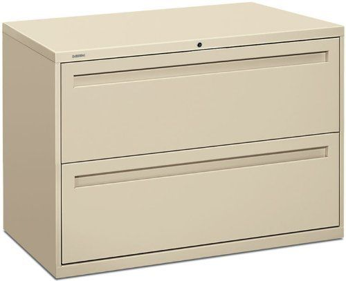 42inw 2 Drawer Lateral File By Hon