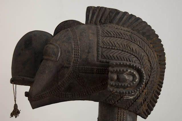 arte tribal antiguo