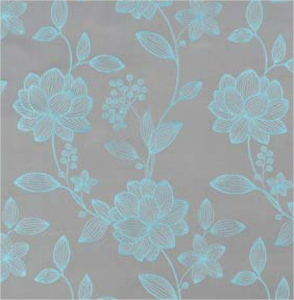 Estelle Curtain Fabric Poppy | Floral | Pinterest | Curtain fabric ...