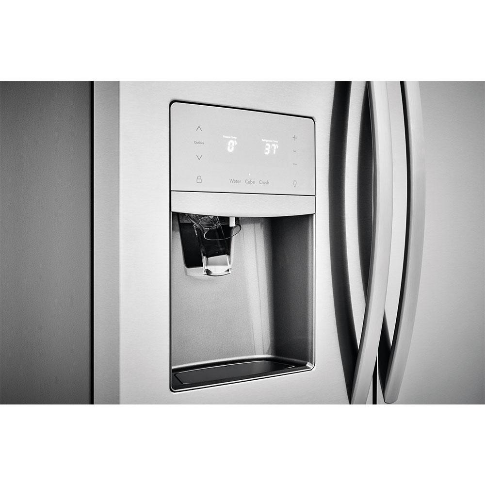 Frigidaire 268 cu ft french door refrigerator in