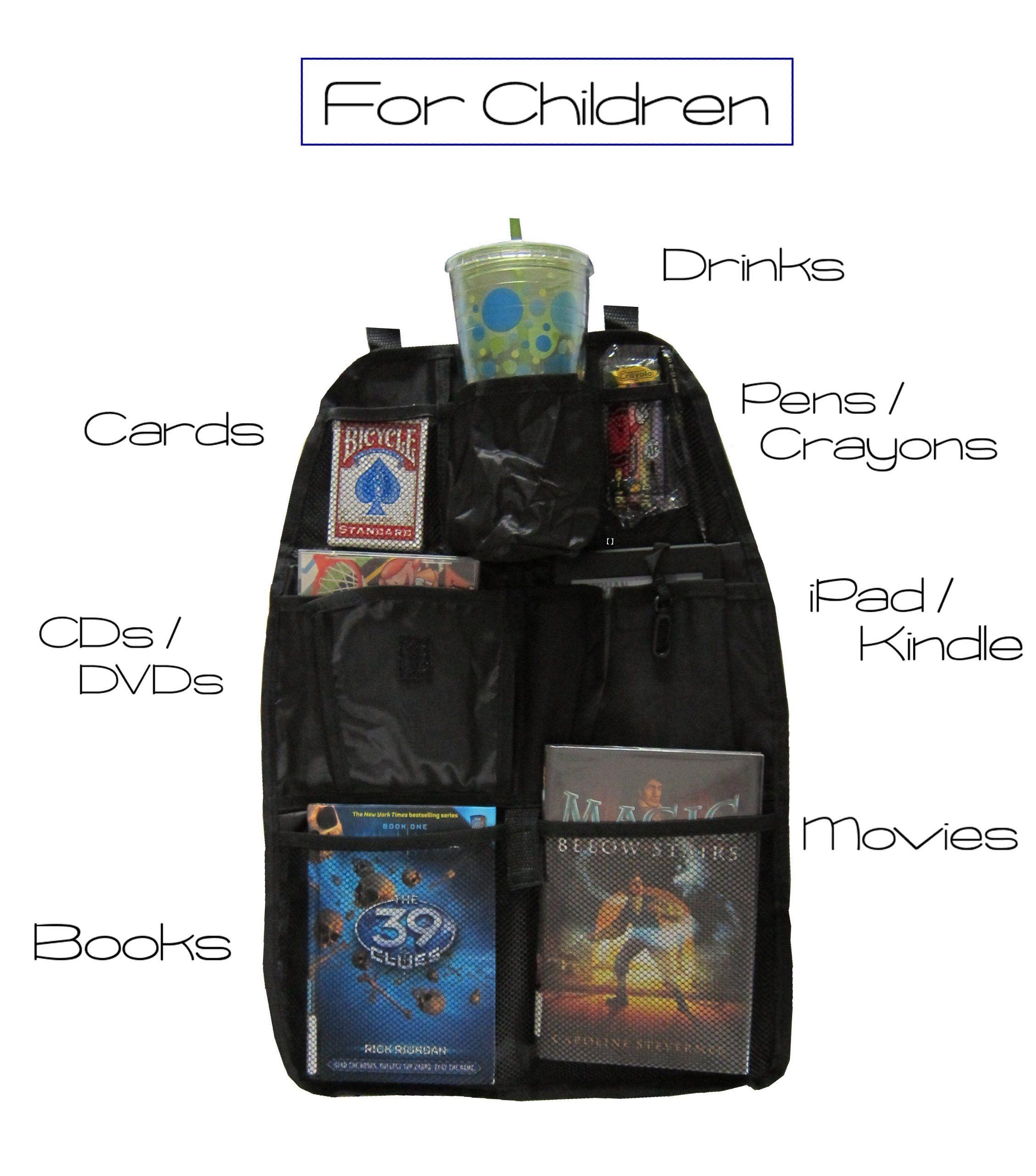 Amazon Backseat Organizer For Children