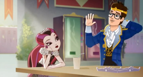 ever after high raven queen and dexter charming - Google ...