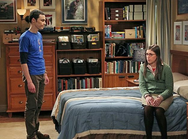 The Book S Blog Nesting Sheldon Cooper Bedroom Apartment 4a From Bang Theory