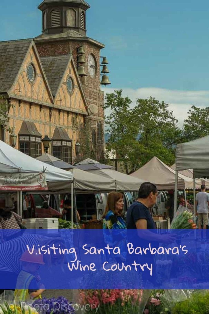 Wine Tour - Picture of Santa Barbara Family Vacation