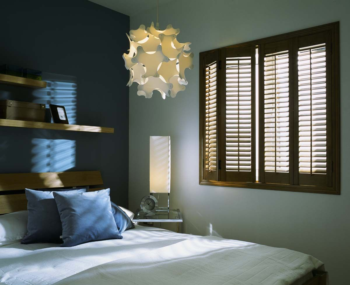 Bedroom shutter gallery from Bedroom shutters, Home