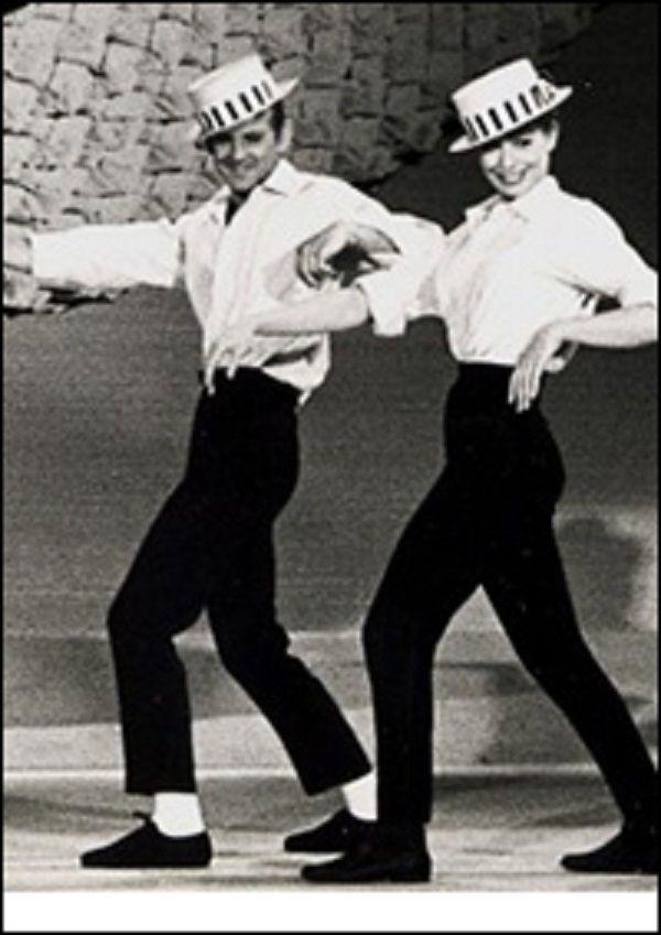 Dancing Bob Pin