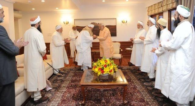 NAMO SURYA PUTRA: His Holiness Syedna Mufaddal Saifuddin