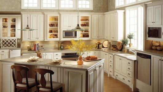 cream colored painted kitchen cabinets   11 Replies to Kitchen ...