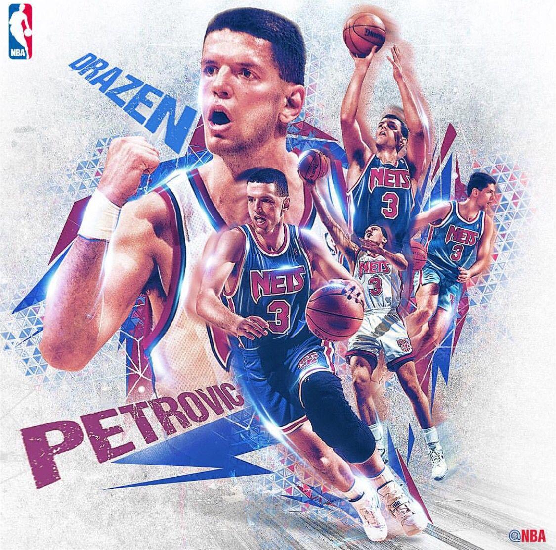 Drazen Petrovic imagens) Esporte, Esportes, A.b.