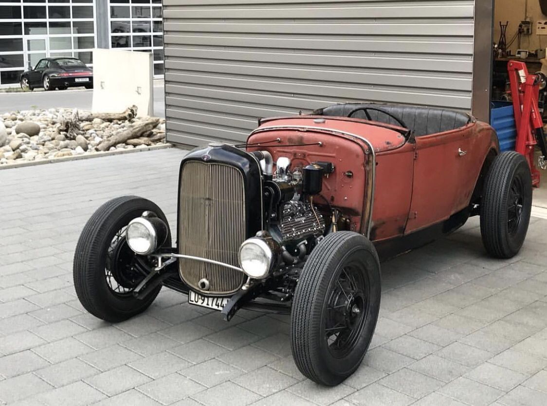 Ford Model A Roadster 30/31, 32 shell Traditional hot