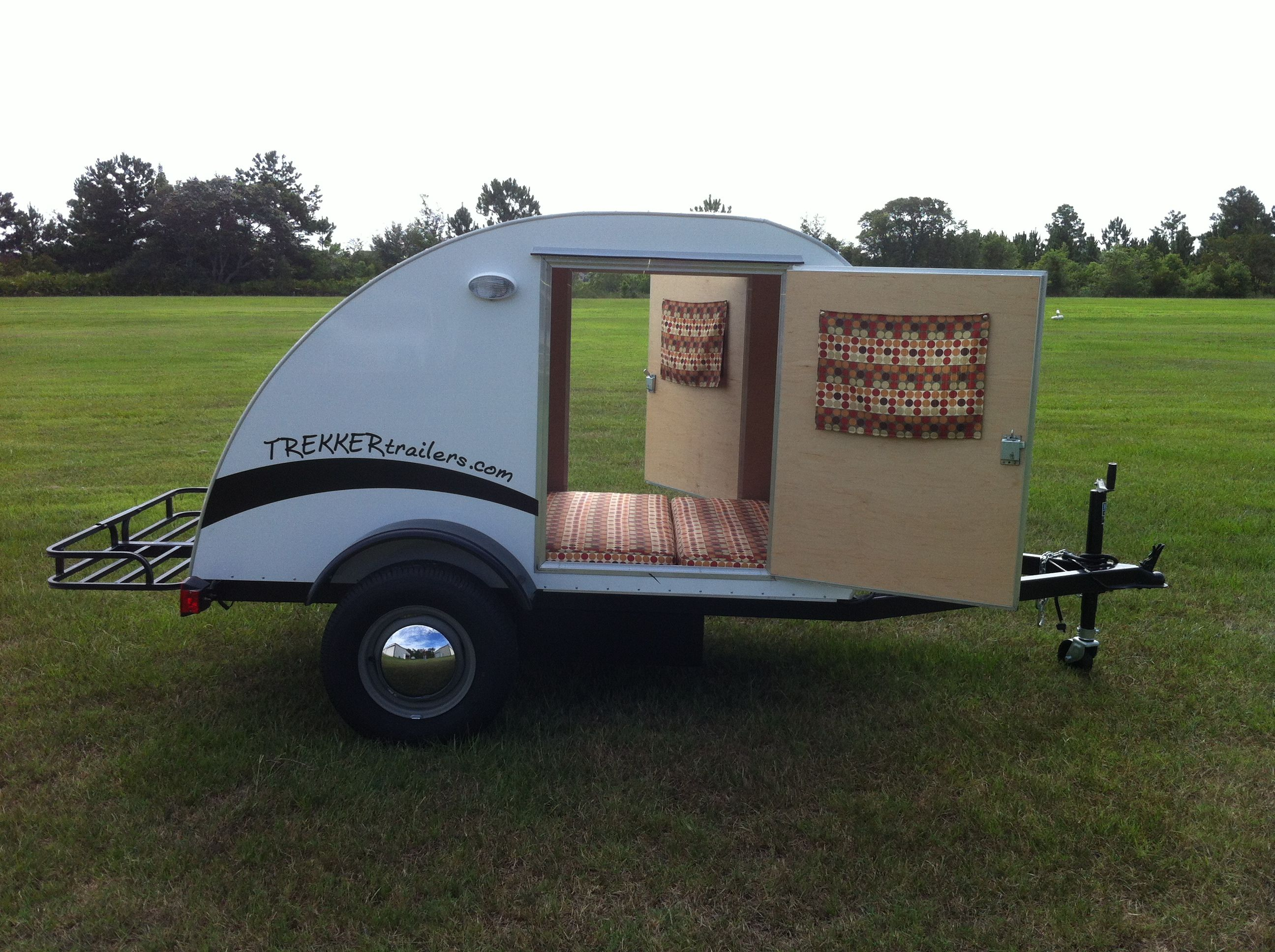 The Simple Sleeper Teardrop Teardrop Camper Plans Small Camping Trailer Teardrop Camper