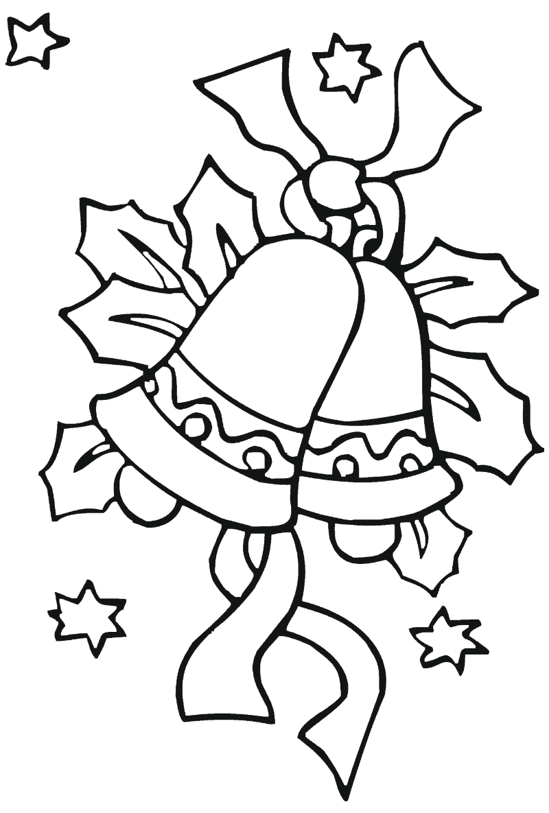 Dibujos de navidad para colorear e imprimir gratis - Nocturnar ...