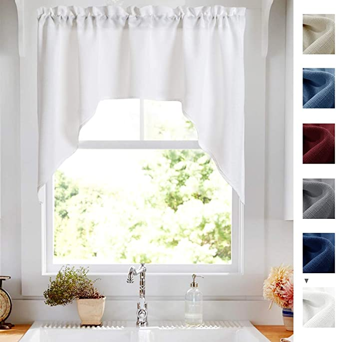 10+ Top White Valances For Living Room