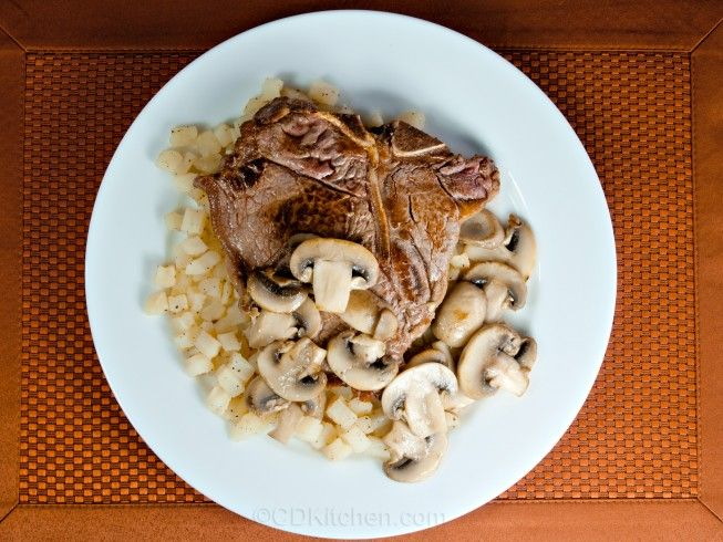 Easy recipes for t bone steak