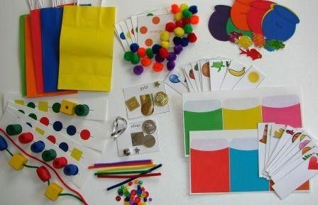 Colors Kit 2 Special Education Classroom Creative