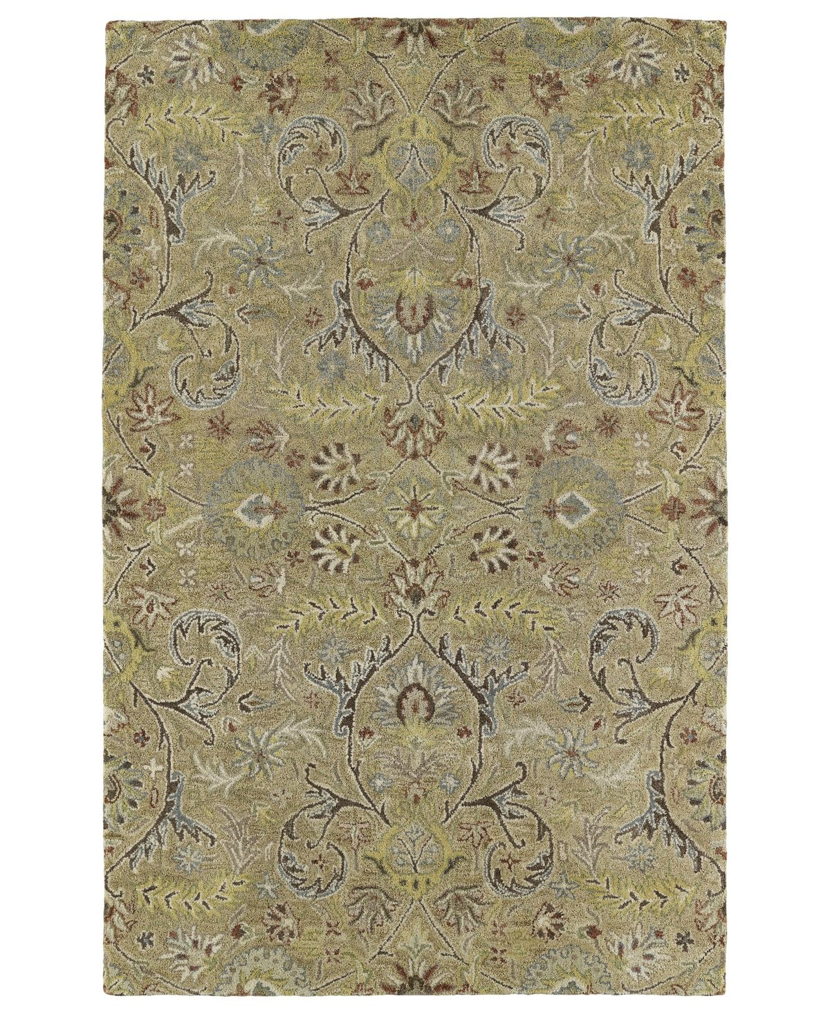 Kaleen Helena Athena 00 Gold 10 X 14 Area Rug Reviews Furniture Macy S Hand Tufted Rugs Rugs Online Style Grace