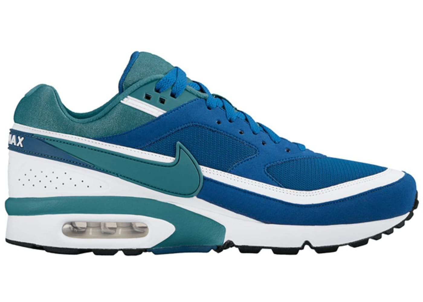 97cf9f1c Check out the Air Max BW Marina Blue (2016) available on StockX | 1 ...