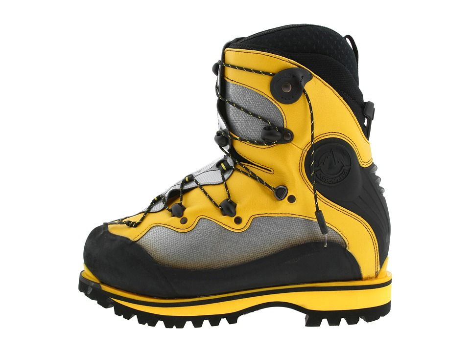 La Sportiva Spantik Men's Boots Yellow/Grey/Black Boots