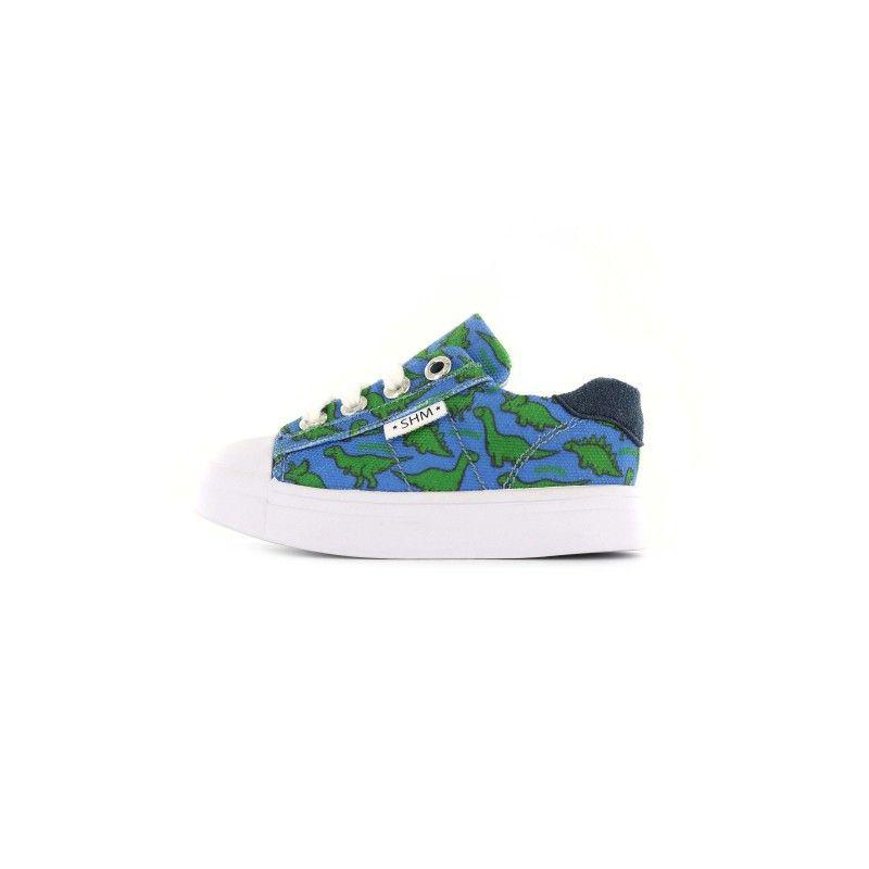 7857e8bad49 Blauwe babyschoen met metallic sterren | Shoesme voorjaarscollectie 2019 -  Golden goose en Sneakers