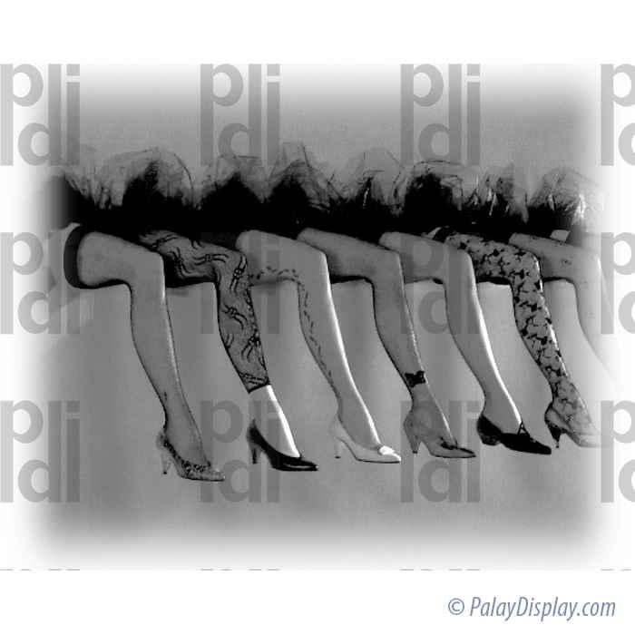 Women S Single Leg Hosiery Form Hosiery Form Single Leg Form Leg Form Retail Display Store Fixtures Store Displays