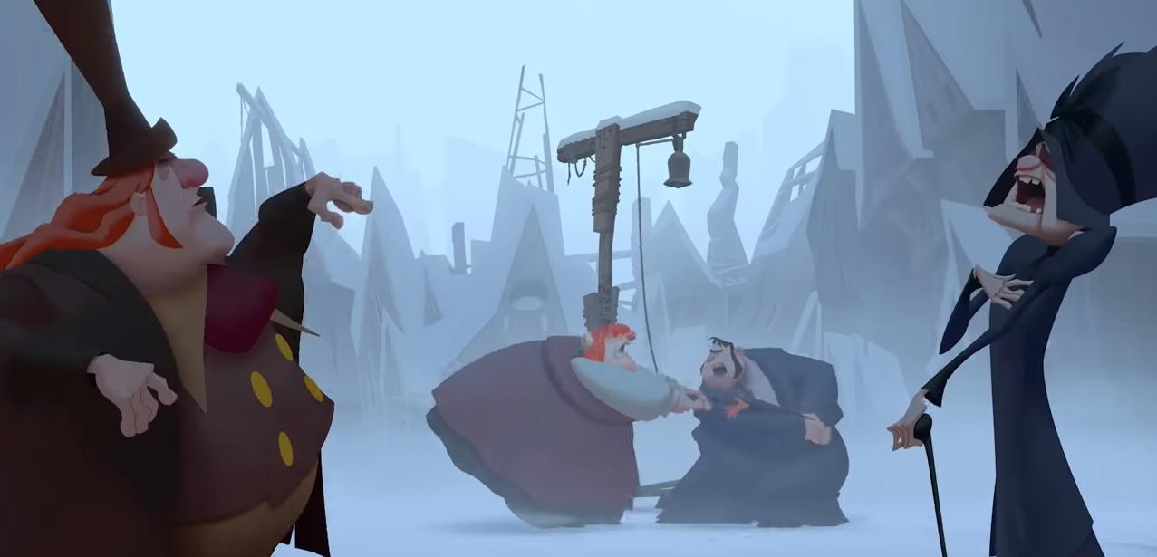 La Leyenda De Klaus Peliculas De Animacion Klaus Leyendas