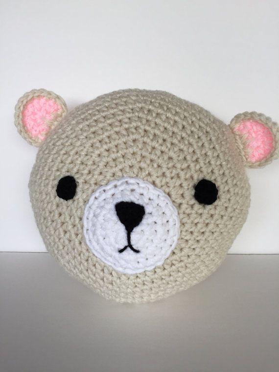 Haak Van Ijsbeer Kussens Haken Crochet Crochet Pillow En Diy