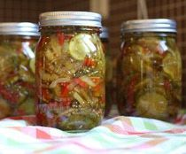 Classic Bread and Butter Pickles