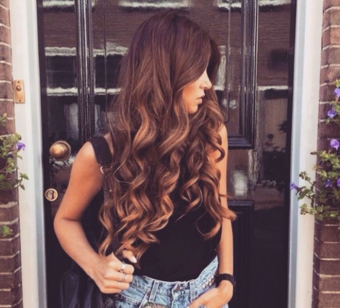 Loose Curls Hairstyle Tutorial By Camila Coelho Loose Curls Hairstyles Long Hair Styles Curled Hairstyles