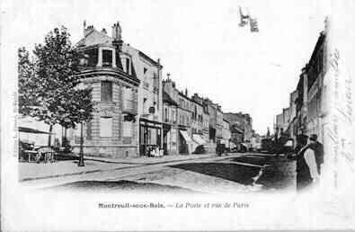 Montreuil en noir et blanc ma ville montreuil - Piscine foret noire allemagne saint denis ...