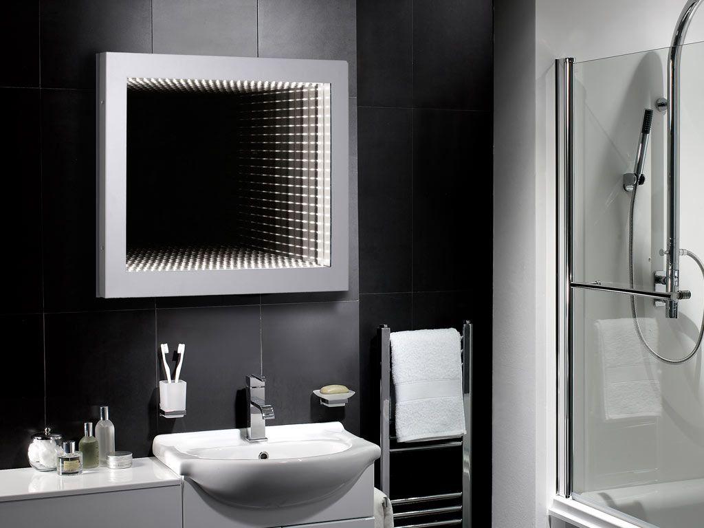 modern bathroom mirror lighting stribal com design interior home