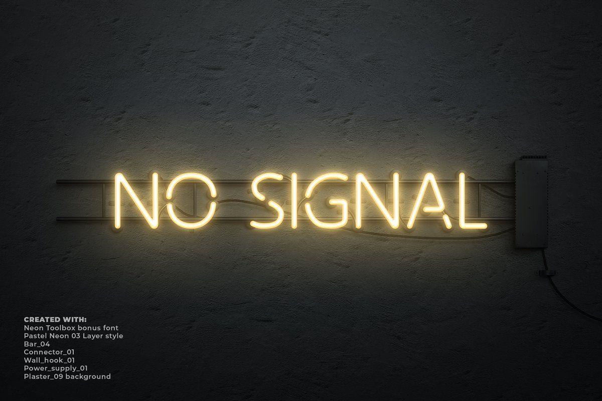 The Neon Toolbox Custom Neon Signs Social Media Design Graphics Neon