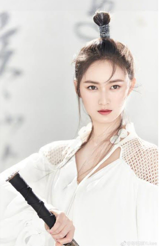 Pin By Ginn Calicdan On Yukee Chen Heavenly Sword Beautiful Girl Photo Chinese Beauty