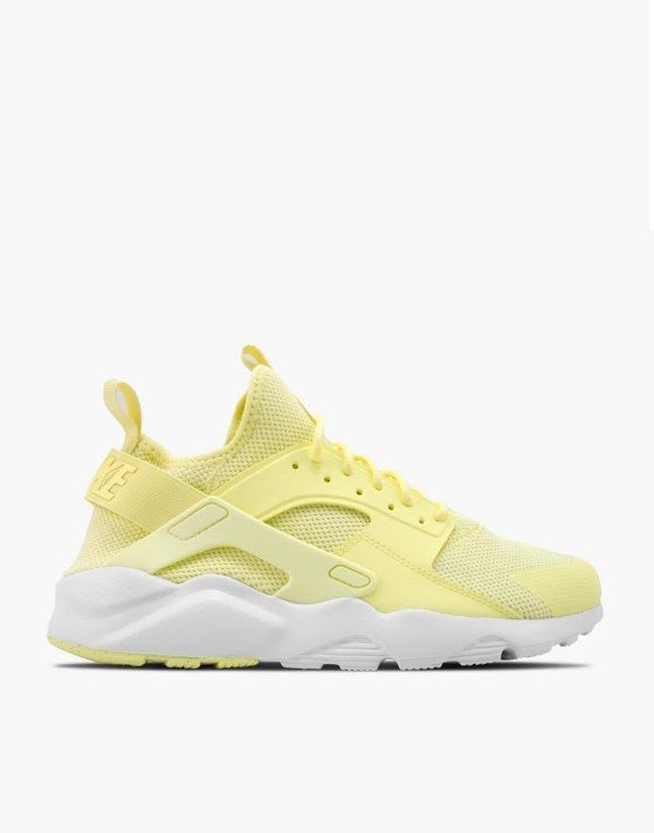 ce5ab9a3695 Nike Air Huarache  Baby Yellow
