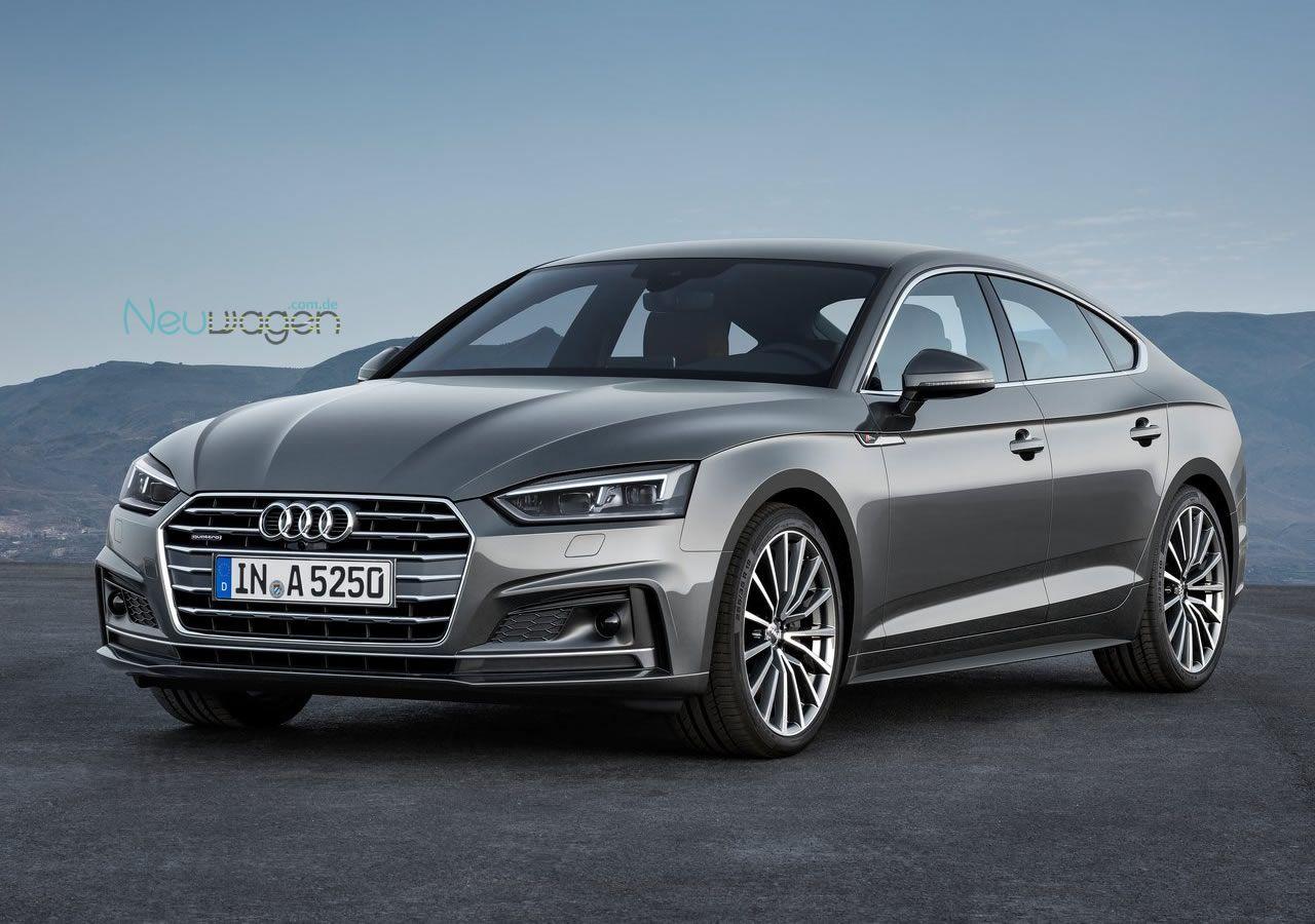 Neuer Audi A5-S5 Sportback 2017 Bilder und Deutschland Preisliste ...