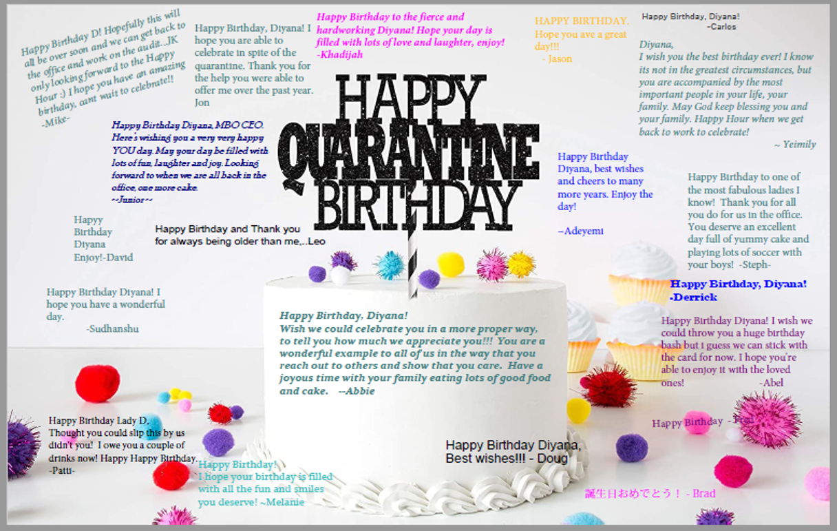 Virtual Card To Be Signed In 2021 Virtual Birthday Cards Virtual Card Birthday Card Online