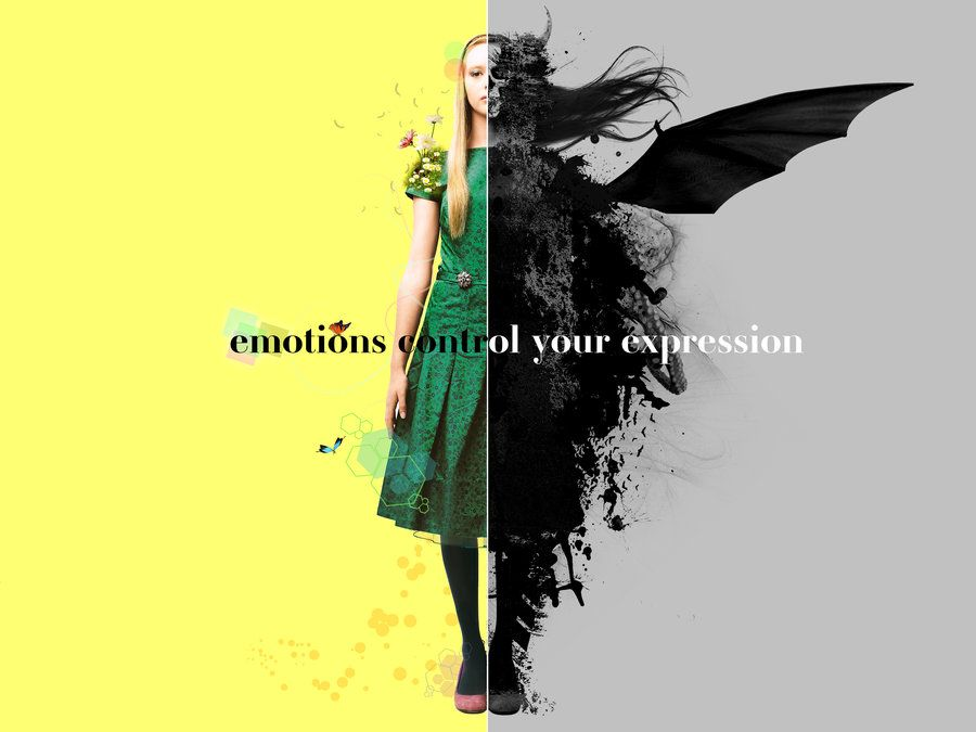 Emotion Expression by silverin87.deviantart.com on @deviantART