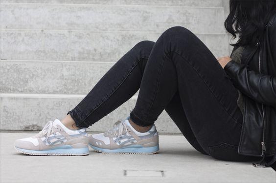 ASICS GEL LYTE III WMNS H6U9L 0113, this sneaker is now