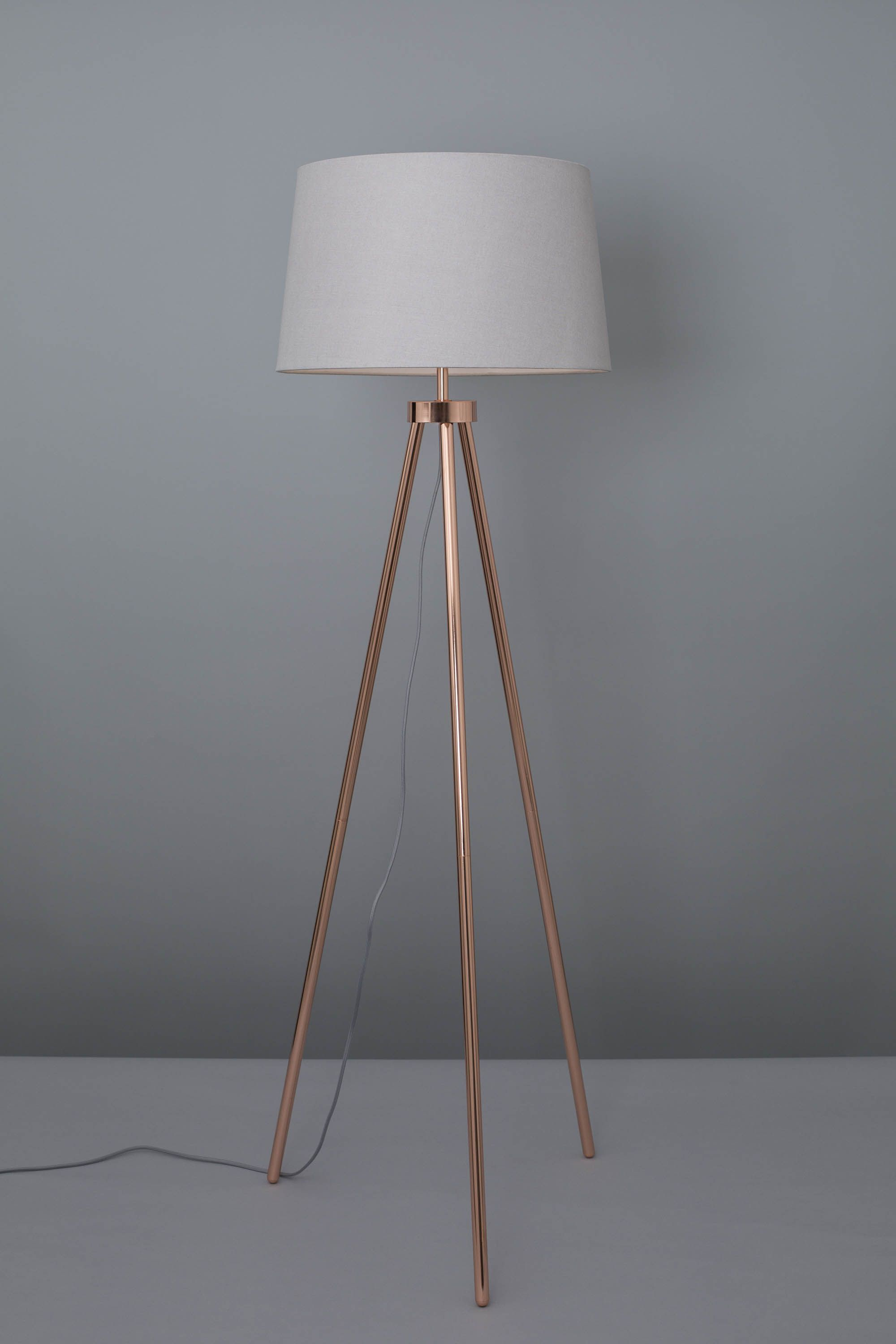Tristan floor lamp copper free standard delivery bhs home tristan floor lamp copper free standard delivery bhs aloadofball Gallery