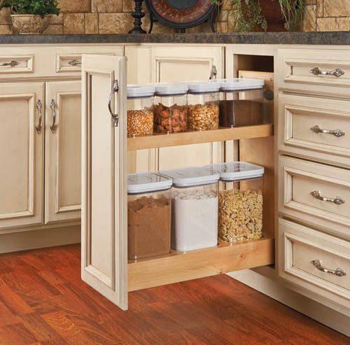 Rev A Shelf 448oxo Bcsc 8c Containers Are A Must For Any Kitchen