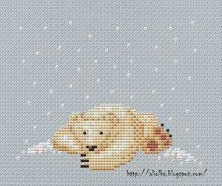 Мои творилки *** Aliolka design: Белый мишка