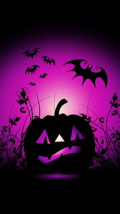 iPhone Wall Halloween tjn Halloween wallpaper, Purple