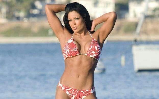 Wwe Melina In Bikini
