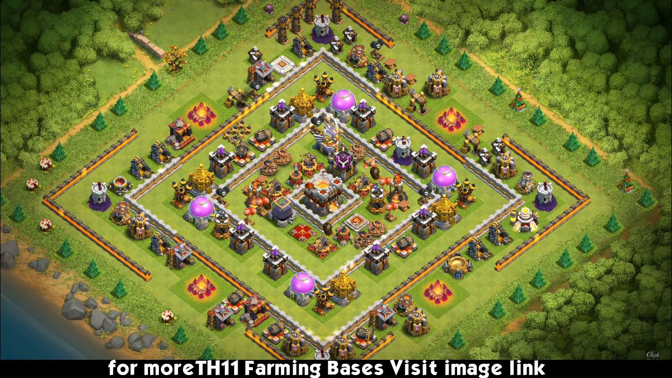 Undefeated Best Th11 Farming Base 2019 5
