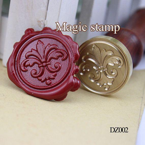 Buy 1 Get 1 Freetotem Wax Seal Stamp Wedding Stamp By Magicstamp Wax Seal Stamp Wedding Wax Stamp Wax Seal Stamp