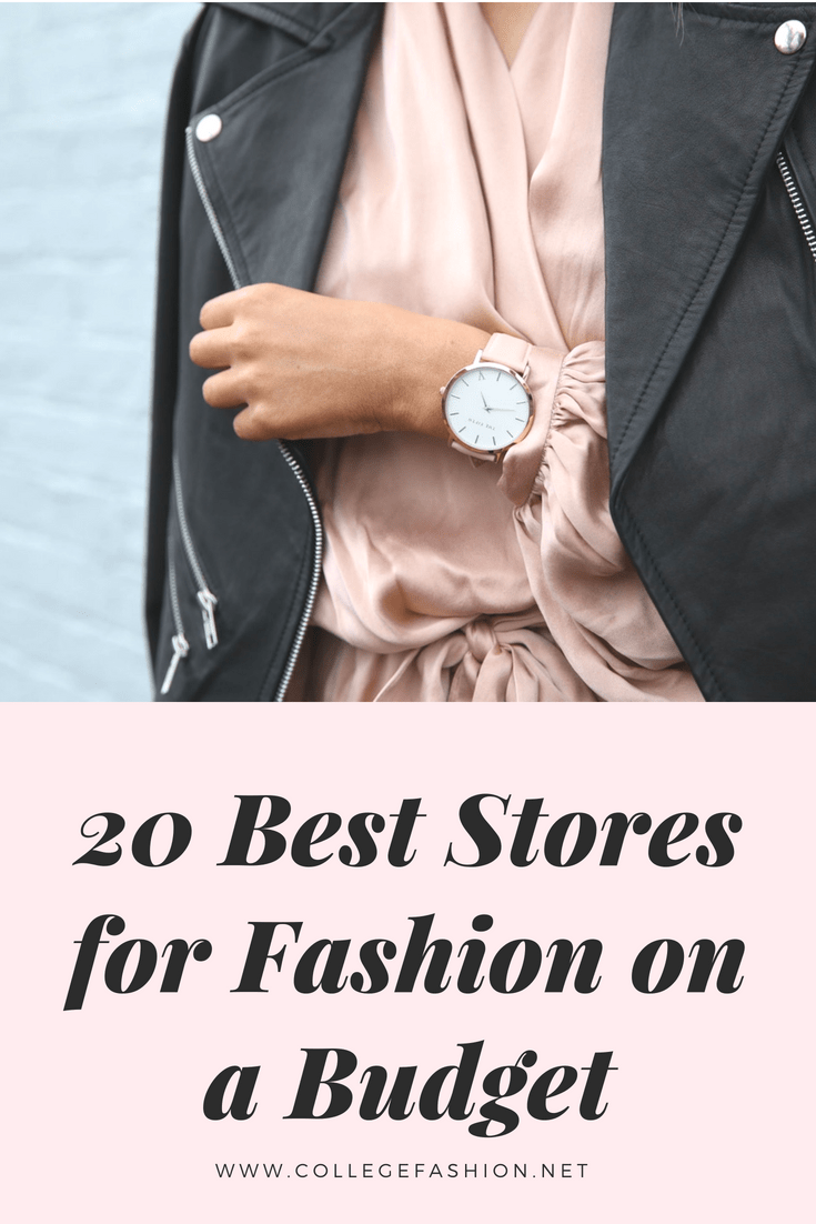 The 20 best affordable clothing websites and cheap