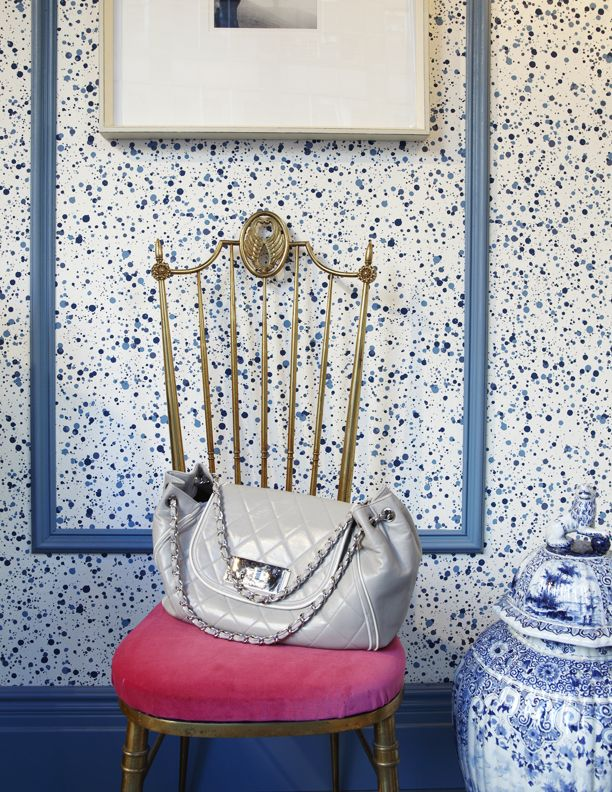 Hinson Wallpaper eddie ross - hinson splatter paper | w a l l p a p e r | pinterest