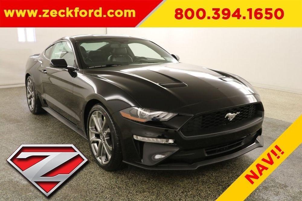 Ebay 2018 Ford Mustang Ecoboost Premium 2 3l I4 16v Turbo