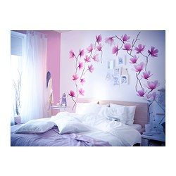 cute wall decal for only 15 sl tthult decorative stickers ikea gracie pinterest. Black Bedroom Furniture Sets. Home Design Ideas