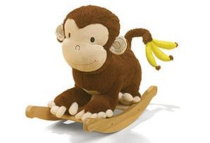 Our lil Monkey (my soon to be niece or nephew) will be soooo cute riding this :)